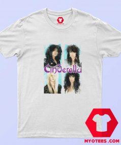Vintage Cinderella Rock Music Unisex T Shirt