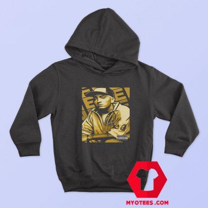 Vintage Eminem Gold Album Cover Unisex Hoodie