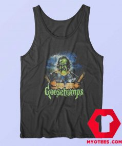 Vintage Goosebumps Trick Or Treat Tank Top