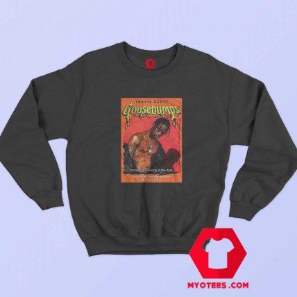 Vintage Poster Travis Scott Goosebumps Sweatshirt