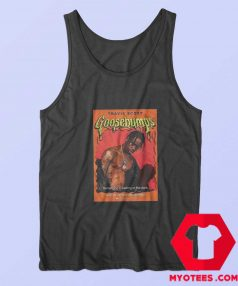 Vintage Poster Travis Scott Goosebumps Tank Top 1