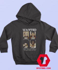 Wanted Harriet Tubman Rosa Parks Hoodie