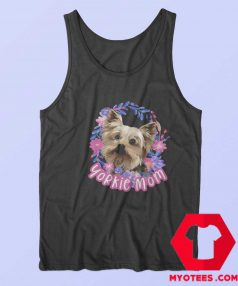 Yorkie Mom Yorkshire Hanes Tagless Tank Top