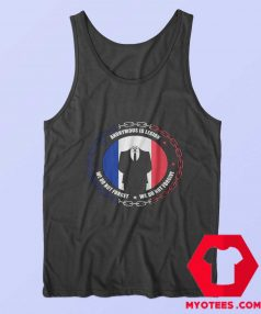 Anonymous V for Vendetta Logo Unisex Tank Top