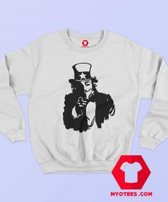 Anonymous V for Vendetta Unisex Sweatshirt