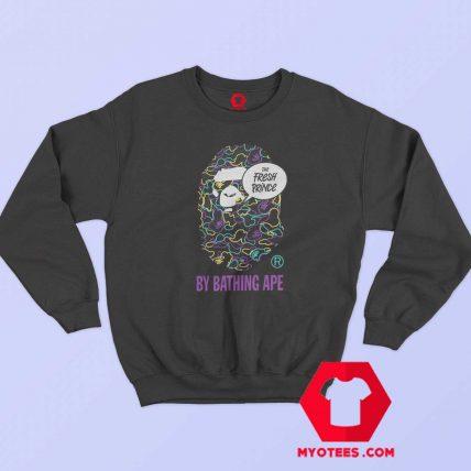 Bathing Ape The Fresh Prince Unisex Sweatshirt