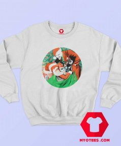 Batman Joker and Harley Quinn Funny Sweatshirt