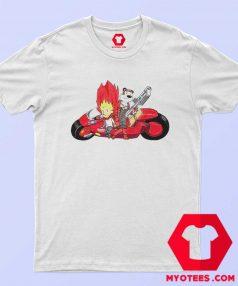 Calvin and Hobbes Akira Tetsuo Kaneda T Shirt