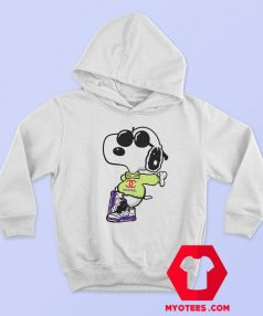 Cool Chanel Fly Snoopy Unisex Hoodie