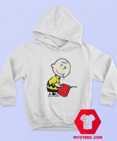 Cute Banksy Charlie Brown Unisex Hoodie
