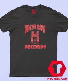 Death Row Records Red Logo Unisex T Shirt