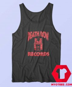 Death Row Records Red Logo Unisex Tank Top