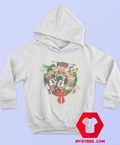 Disney Mickey Mouse Holiday Friends Hoodie