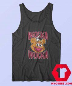 Disney Muppet Wocka Wocka Fozzie Tank Top