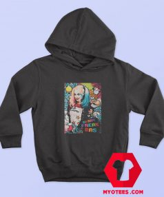 Fun Kult Batman Jocker Harley Quinn Hoodie