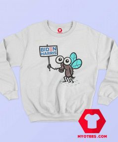 Funny Biden Harris Pence Fly Debate Sweatshirt