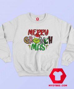 Funny Merry Grinchmas Grinch Unisex Sweatshirt