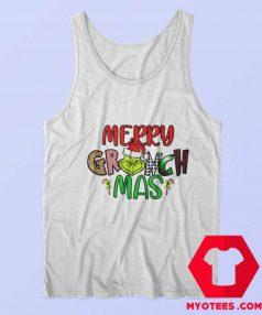 Funny Merry Grinchmas Grinch Unisex Tank Top