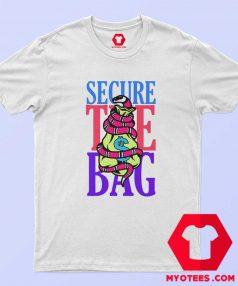 Funny Secure The Bag Money Unisex T Shirt