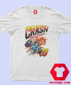 Funny Vintage Crash Team Racing T Shirt