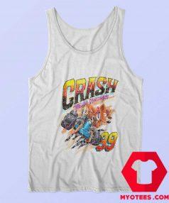 Funny Vintage Crash Team Racing Tank Top