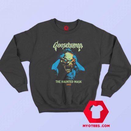 Goosebumps The Haunted Mask 1993 Sweatshirt