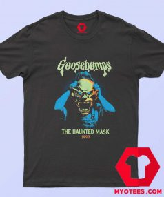 Goosebumps The Haunted Mask 1993 T Shirt