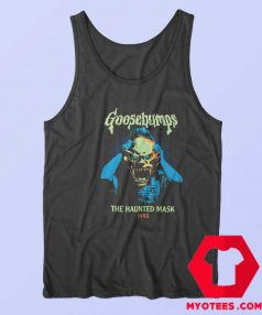 Goosebumps The Haunted Mask 1993 Tank Top