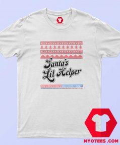 Harley Quinn Santa Lil Helper Unisex T Shirt