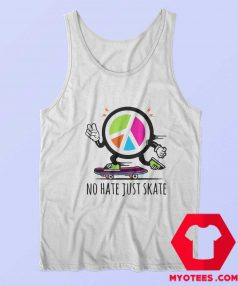 Herren No Hate Just Skate Symbol Tank Top