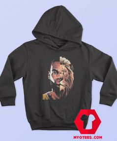 James Lebron Lion King Los Angeles Lakers Hoodie