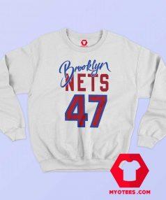 Joey Bada x Brooklyn Nets Unisex Sweatshirt