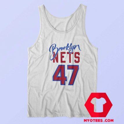 Joey Bada x Brooklyn Nets Unisex Tank Top