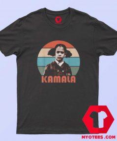 Little Girl Kamala Harris Retro Vintage T Shirt