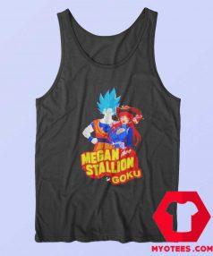 Megan Thee Stallion Super Goku Unisex Tank Top