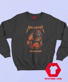Metal Beast Parody Metallica Sweatshirt