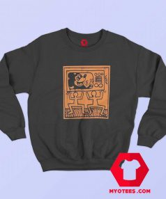 Mickey Mouse x Keith Hearing Retro Sweatshirt
