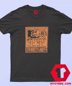 Mickey Mouse x Keith Hearing Retro T Shirt