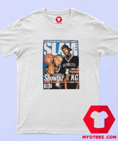 Mitchell Ness Marbury Slam Mag T Shirt
