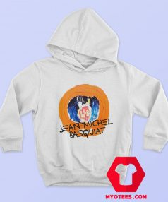 New Jean Michel Basquiat Warner Bros Hoodie