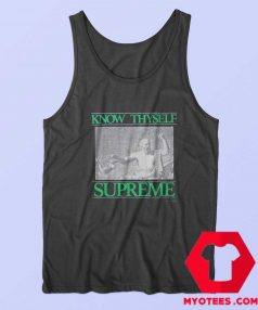 New Supreme Know Thyself Unisex Tank Top