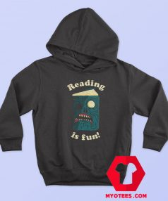 Official Reading Is Fun Army of Darkness Hoodie