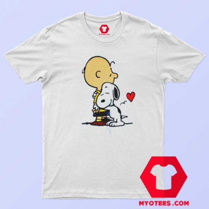 Peanuts Charlie Brown Snoopy Unisex T Shirt