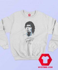 Rest In Peace Diego Maradona Memories Sweatshirt