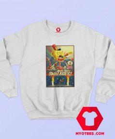 SpongeBob SquarePants Sweet Victory Sweatshirt