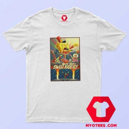 SpongeBob SquarePants Sweet Victory T Shirt