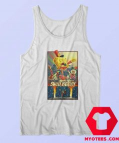 SpongeBob SquarePants Sweet Victory Tank Top