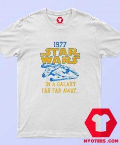 Star Wars 1977 IN A GALAXY Unisex T Shirt
