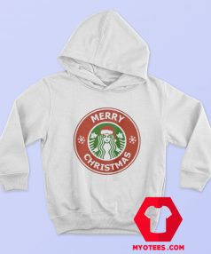 Starbucks Coffee Funny Christmas Hoodie