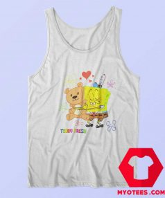 Teddy Fresh X SpongeBob Fun Action Tank Top